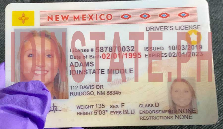 New Mexico Fake Driver license,New Mexico FAKE ID
